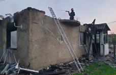 O femeie din comuna Lunca, la un pas să ardă de vie după o ceartă cu soţul gelos – FOTO