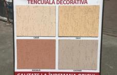 """Super ofertă la tencuială decorativă! Depozitul de materiale de construcții Tomar Impex – """"La Toni"""" Dorohoi"""