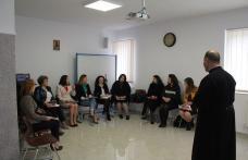 Cercul pedagogic al Consilierilor educativi, la Seminarul Teologic Dorohoi - FOTO