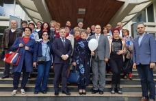 Activitatea interdisciplinară a Cercurilor Pedagogice ale Profesorilor de Chimie și Fizică - zona Dorohoi - FOTO