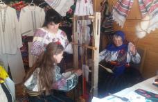 Comuna Ibănești își prezintă din nou meșteșugurile tradiționale la Târgul Meșterilor Populari Botoșani - FOTO