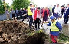 Programele de dezvoltare locală inițiate de PSD aduc investiții importante în localitățile din județul Botoșani - FOTO