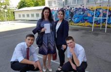 """CN """"Grigore Ghica"""" Dorohoi: Premiul al III-lea și calificarea în optimi la Olimpiada națională de argumentare, dezbatere și gândire critică """"Tinerii d"""