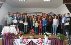 """Liceul Teoretic """"Anastasie Bașotă"""" Pomîrla - Premiul al III-lea la Concursul Interjudețean """"Istoria fără manual"""" - FOTO"""