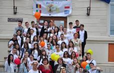 """Colegiul Național """"Grigore Ghica"""" Dorohoi – vizită transnațională în cadrul proiectului ERASMUS+ """"Vivez Votre Vie!"""" - FOTO"""