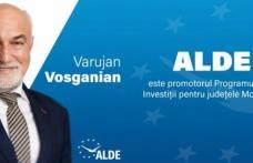 ALDE este promotorul programului de investiții pentru județele Moldovei!