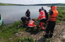 Descoperire șocantă! Femeie găsită înecată într-un iaz din comuna Mileanca - FOTO