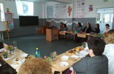 Cerc pedagogic al educatoarelor la Grădiniţa cu program normal Broscăuţi - FOTO