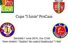 """Competiție de fotbal pentru juniori organizată pe terenul sintetic din complexul sportiv """"1 Mai"""" Dorohoi"""