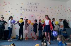 """1 iunie - Lumea copiilor la Școala Gimnazială """"Gheorghe Coman"""" din Brăești - FOTO"""