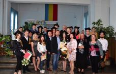 """Emoții de final la Liceul """"Anastasie Bașotă"""" Pomîrla – FOTO"""