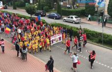 Parada cluburilor sportive organizată de 1 iunie la Dorohoi - VIDEO/FOTO