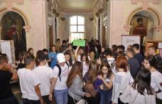 """Colegiul Național """"Grigore Ghica"""" Dorohoi - Ziua Porților Deschise: """"Fiecare copil merită o educație înțeleaptă pentru a-și atinge adevăratul său pote"""