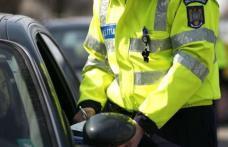 În doar câteva ore 11 șoferi au fost lăsați pietoni, într-o amplă acțiune a polițiștilor, pe raza judeţului Botoşani