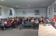 Concursul – Simpozion LUMINA ÎNVIERII la Școala Gimnazială Mihail Sadoveanu Dumbrăvița - FOTO
