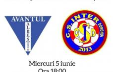 Finala Cupei României, faza județeană: ACS Inter Dorohoi - AFC Viitorul Albești