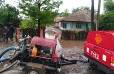Ploile torențiale au făcut prăpăd în județul Botoșani: Case inundate, drumuri acoperite de ape și culturi distruse - FOTO