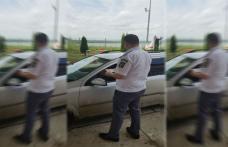 Mercedes radiat din circulaţie de autorităţile din Olanda, depistat la Stânca