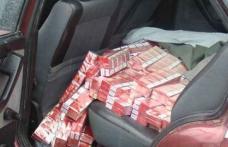 Ţigări de contrabandă confiscate de poliţiştii botoșăneni
