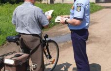 Săptămâna prevenirii criminalităţii! Acțiune a polițiștilor botoșăneni privind prevenirea furturilor din locuinţe - FOTO