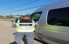 Autoturism cu documente false, depistat în trafic de polițiștii de frontieră dorohoieni