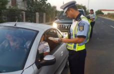 Tânăr depistat la volan, fără permis de conducere. Avea permisul suspendat de doi ani!