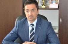 """Răzvan Rotaru: """"Inconștiența și nepăsarea primarului Flutur privind remedierea sau înlocuirea șinelor de tramvai poate conduce la accidentări grave al"""