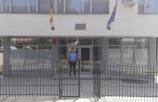 Jandarmii au luat în pază noul sediu al Parchetului de pe lângă Judecătoria Săveni