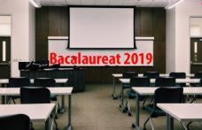 BACALAUREAT 2019. Luni - 1 iulie- încep probele scrise! Calendarul bac-ului