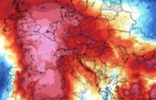 Val de căldură EXCESIVĂ, în Europa. Este COD VIOLET de caniculă!