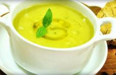 Supă cu dovlecel