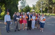 PSD Botoșani sărbătorește Ziua Drapelului Național - FOTO