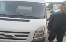 Autoutilitară fără drept de circulație în România, descoperită de polițiștii de frontieră
