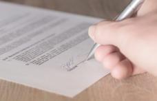 Conducerea CJ Botoșani a semnat astăzi contractele de finanțare pentru proiectele cu finanțări nerambursabile
