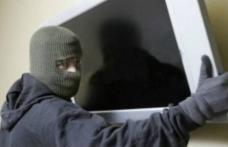 """Tânăr din Dorohoi prins când încerca să fure un televizor. Vezi unde se ascundea """"viteazul"""""""