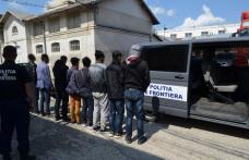 Cetăţeni din Bangladesh depistaţi de poliţiştii de frontieră botoşăneni în cooperare cu grănicerii ucraineni