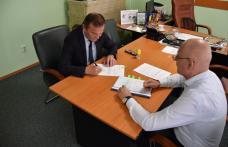 Primăria Municipiului Dorohoi: A fost semnat contractul de finanțare pentru proiectul Extindere și modernizare Grădinița nr. 10