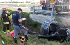 Tragedie pe o șosea din Italia. Patru români și-au pierdut viața. Cel mai mic avea 14 ani