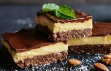 Prăjitură Nanaimo