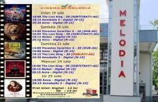 """Vezi ce filme vor rula la Cinema """"MELODIA"""" Dorohoi, în săptămâna 19 – 25 iulie – FOTO"""