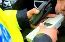 A căzut la testul cu fiola. Șofer beat, prins de polițiști circulând pe o stradă din Dorohoi