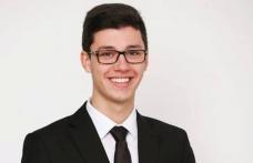 Dorohoianul Constantin Iustinian Mihai – Elev cu care ne mândrim!