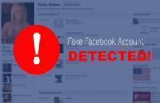 Facebook a închis peste 1.800 de conturi şi pagini false