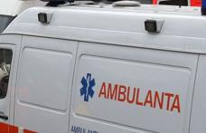 Victimă a unui accident rutier transportată la Spitalul Municipal Dorohoi