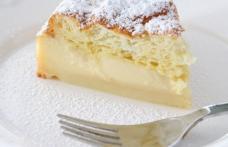 Prăjitură inteligentă cu vanilie și lămâie
