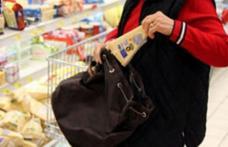 Femeie de 65 de ani prinsă la furat într-un magazin din Botoșani