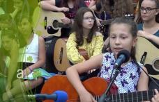 Ultima seară de Folk de Vară în parcul Cholet Dorohoi - VIDEO