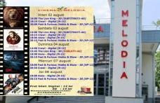 """Vezi ce filme vor rula la Cinema """"MELODIA"""" Dorohoi, în săptămâna 2 – 8 august – FOTO"""