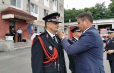 58 de pompieri botoşăneni avansaţi în grad - FOTO