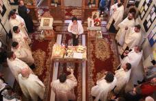Sfântul Ioan Iacob, prăznuit la Seminarul Teologic Dorohoi - FOTO